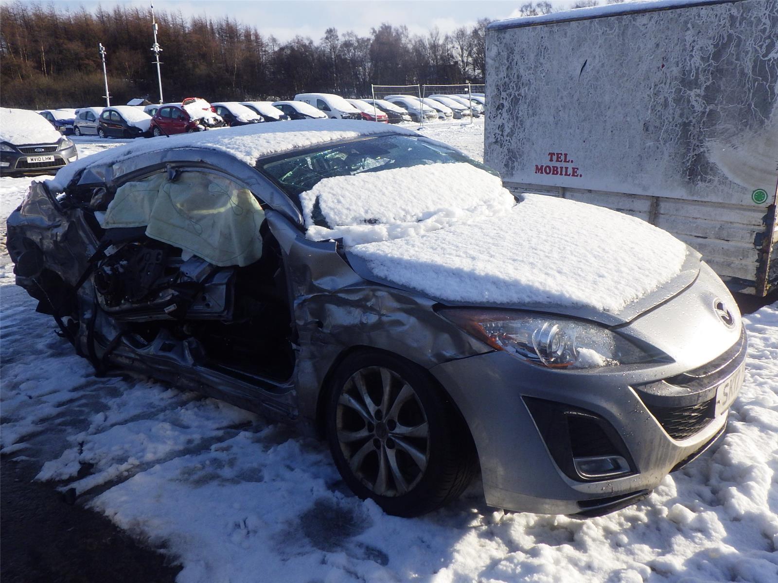 2012 Mazda 3 2008 To 2011 5 Door Hatchback Diesel Manual