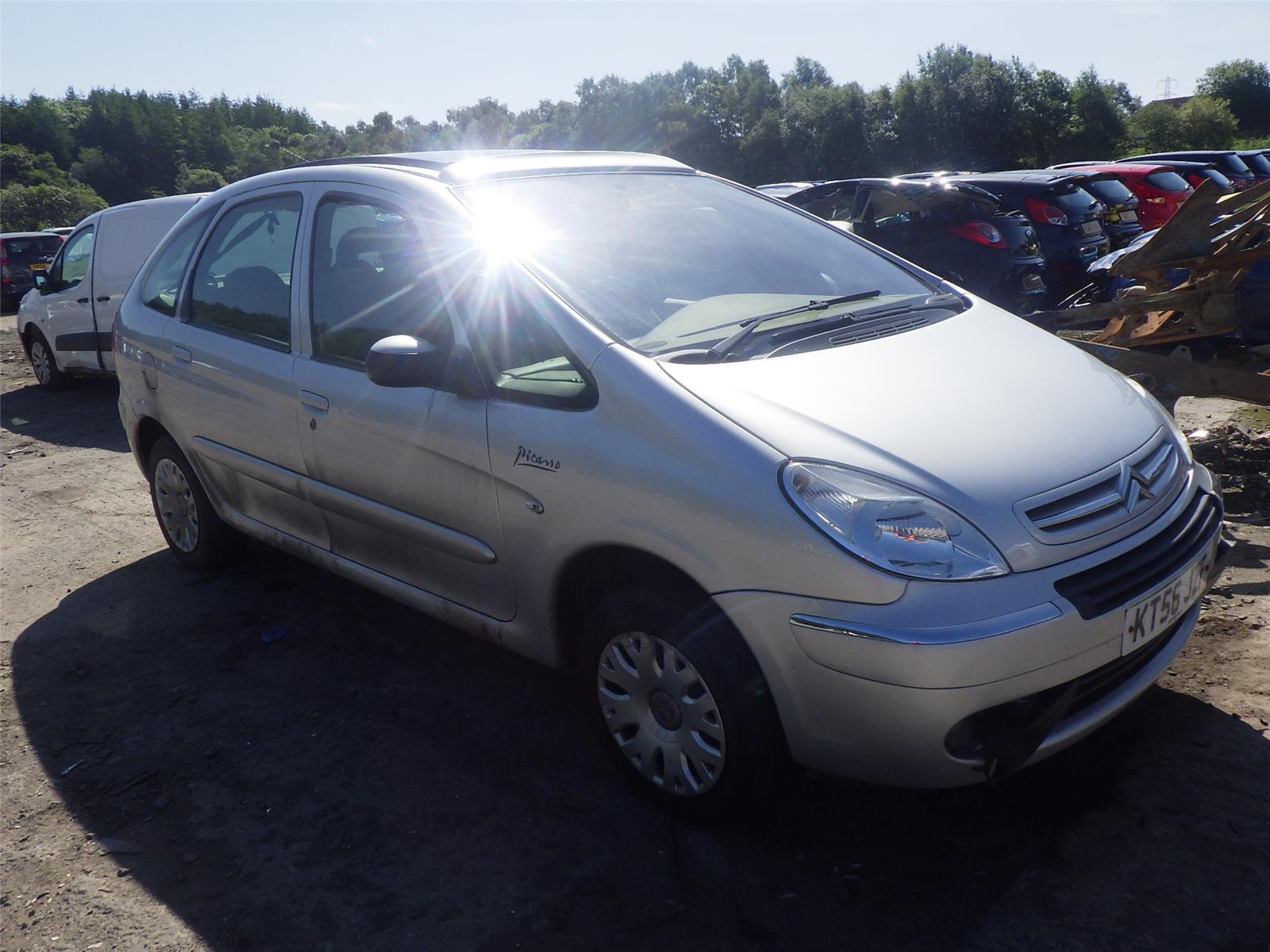 2007 Citroen Xsara Picasso 2000 To 2010 Desire HDi 1.6l Manual Diesel Car  Alternator