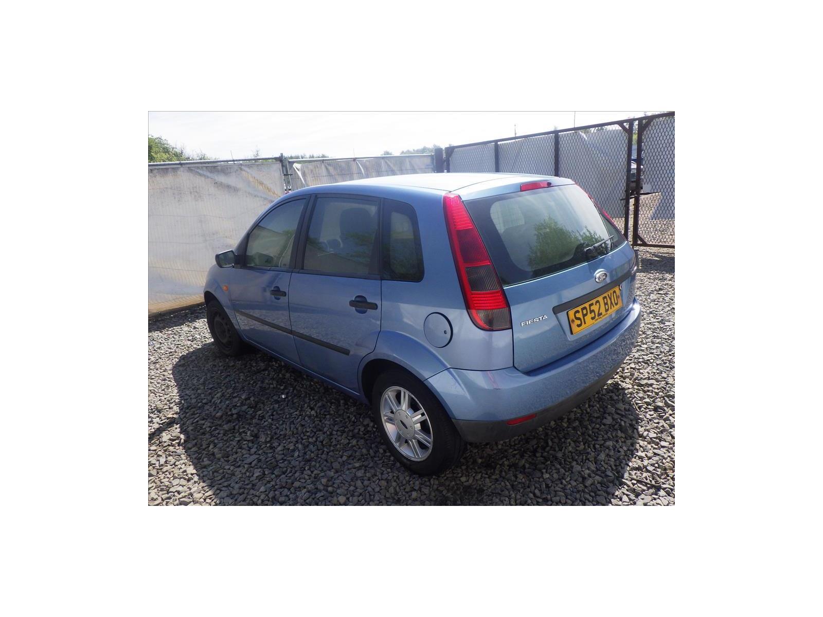 ... Ford Fiesta 2002 To 2008 5 Door Hatchback ...