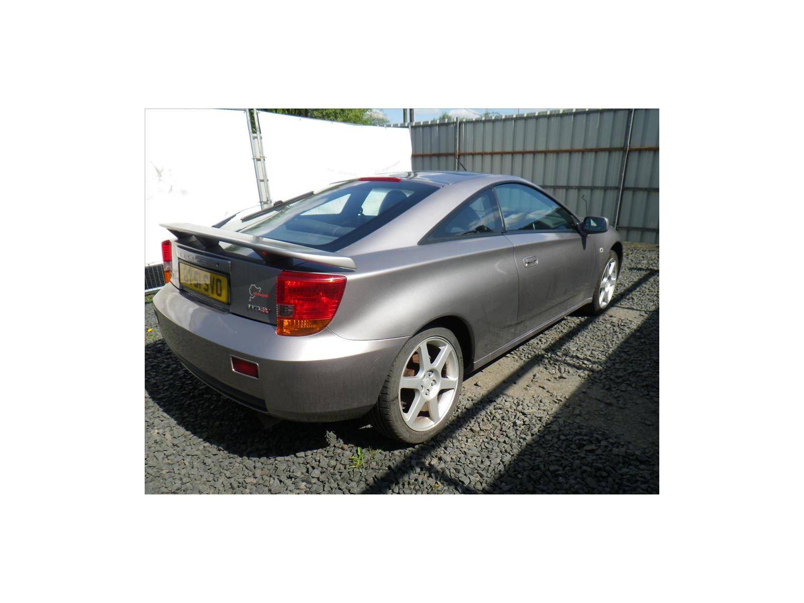 ... 2001 Toyota Celica 1999 To 2006 1.8l Manual Petrol Starter Motor ...