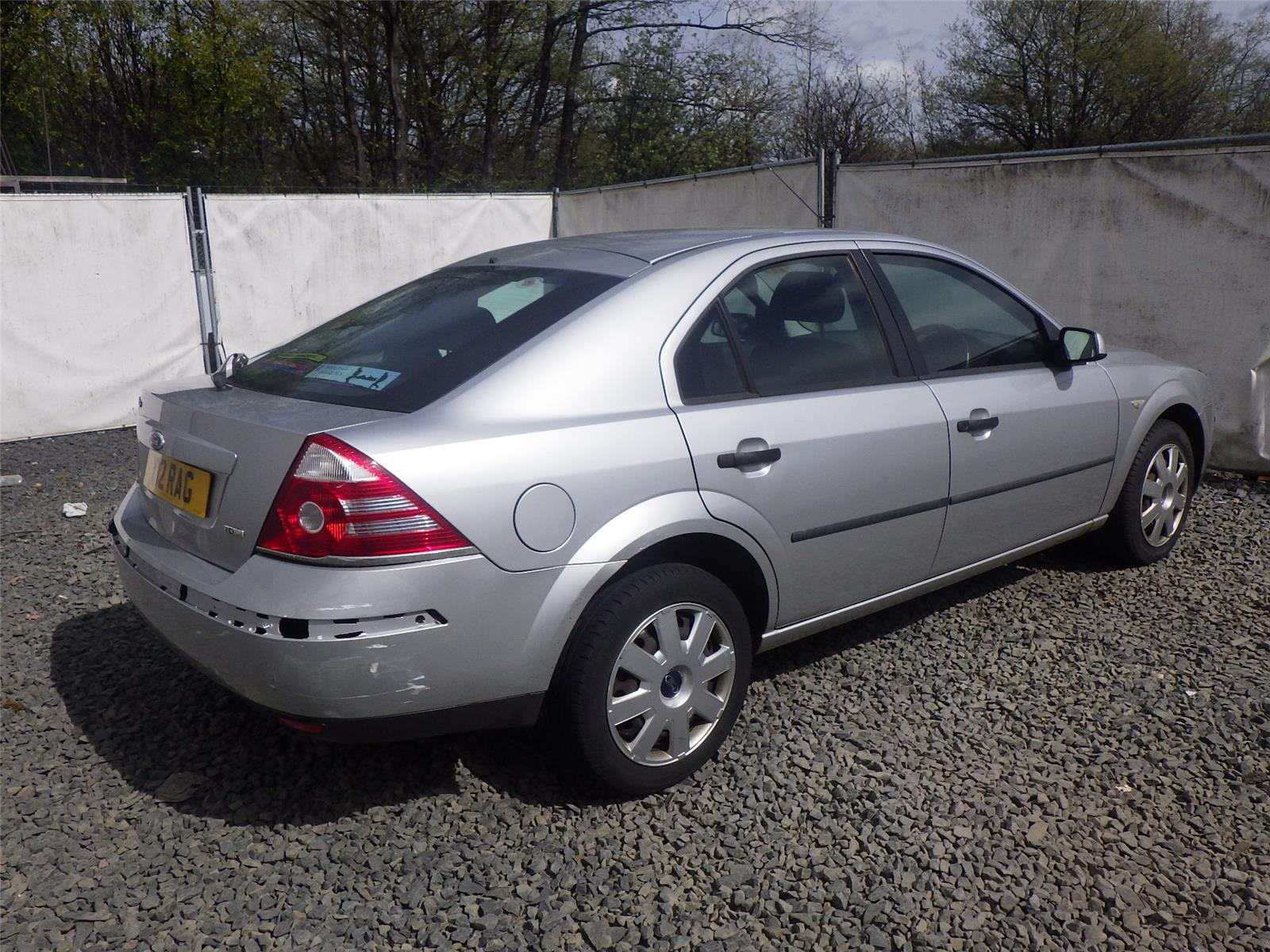 ford mondeo 2003 to 2007 injectors diesel manual for sale from rh scbvehicledismantlers co uk ford mondeo mk3 user manual ford fiesta 2003 owners manual