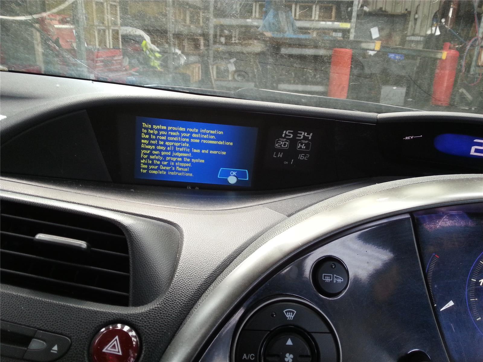 2006 honda civic 2006 to 2010 5 door hatchback (diesel / manual