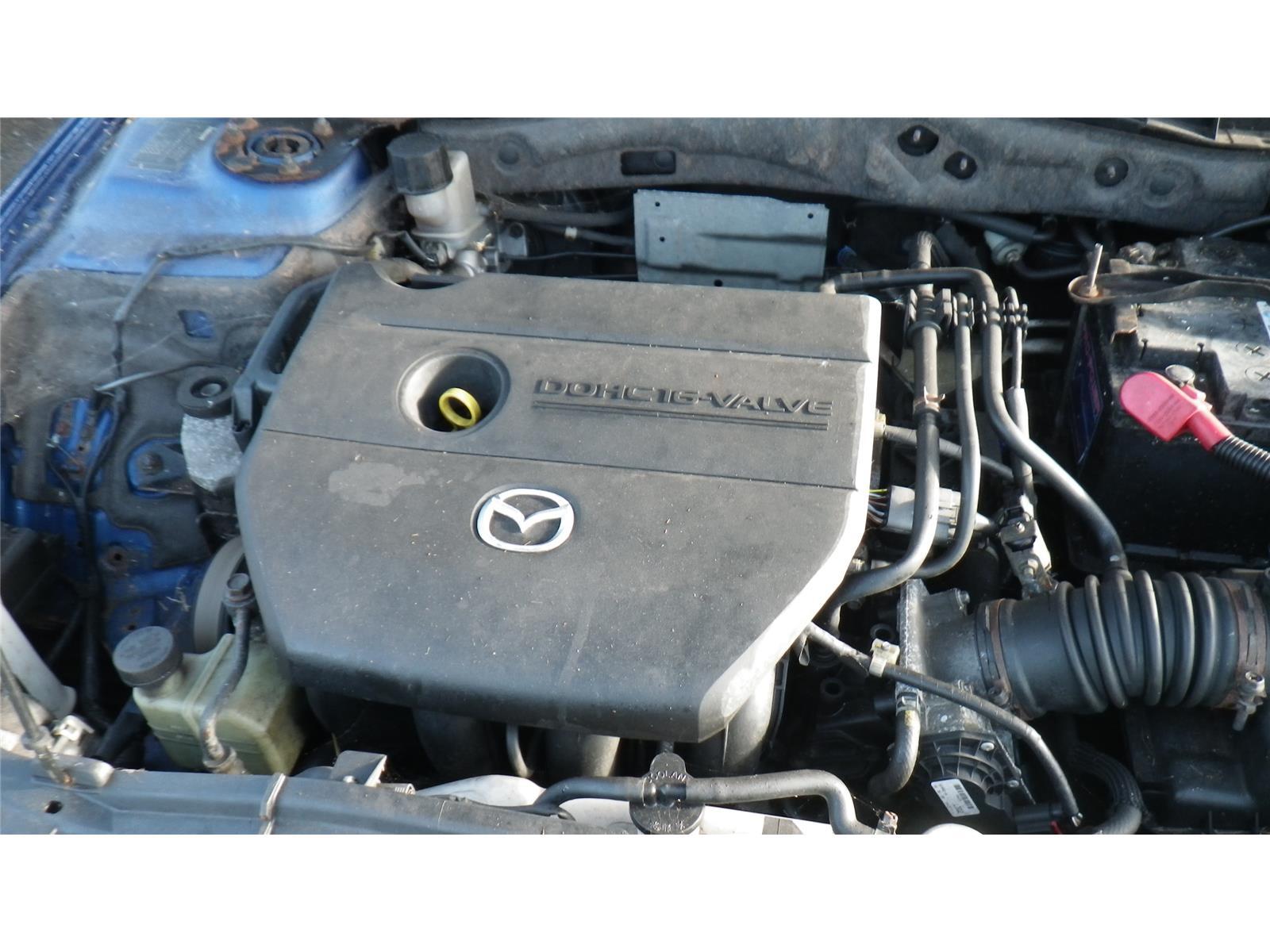 2005 Mazda 6 2002 To 2007 5 Door Hatchback Petrol Manual Engine Parts Diagram