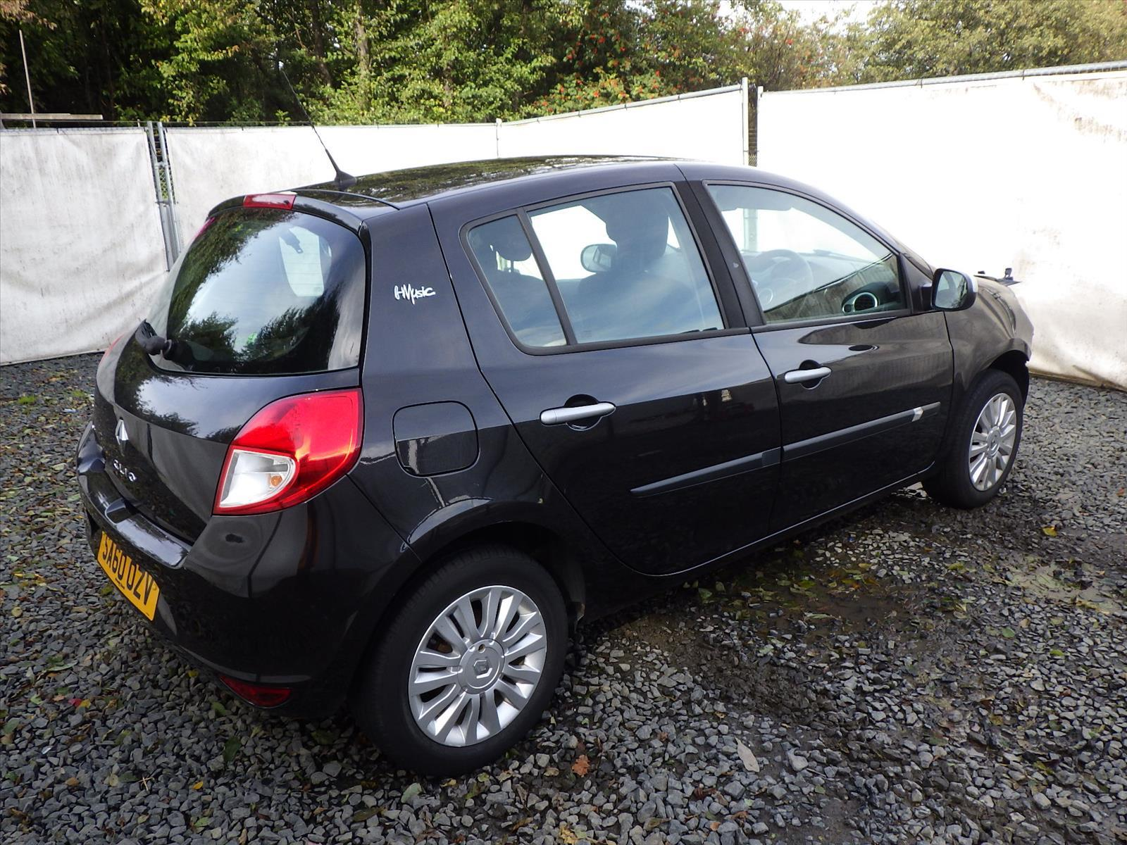 Renault Clio 2009 To 2012 Fuse Box Petrol Manual For Sale From