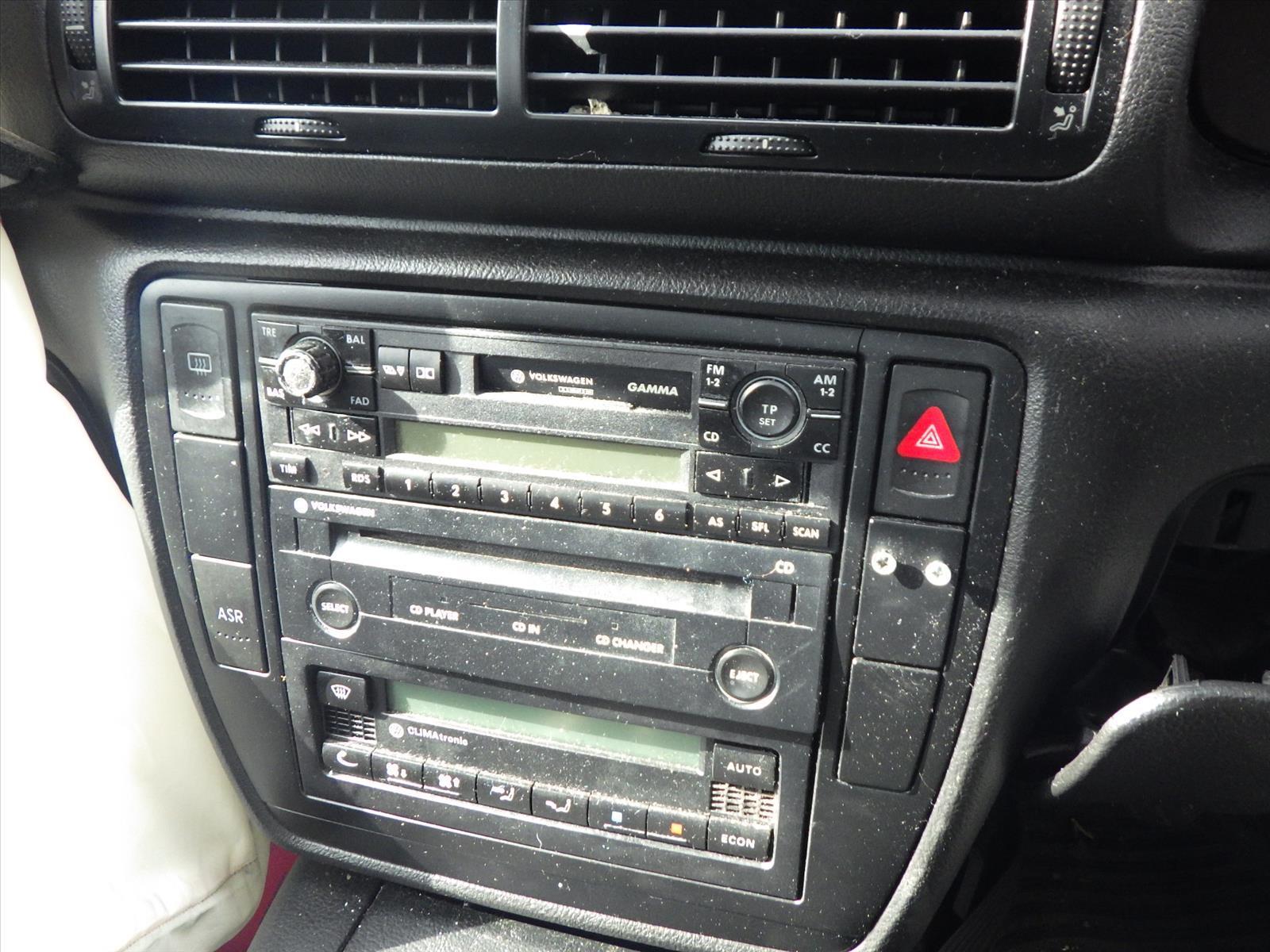 2001 Volkswagen Passat 2001 To 2005 4 Door Saloon (Diesel