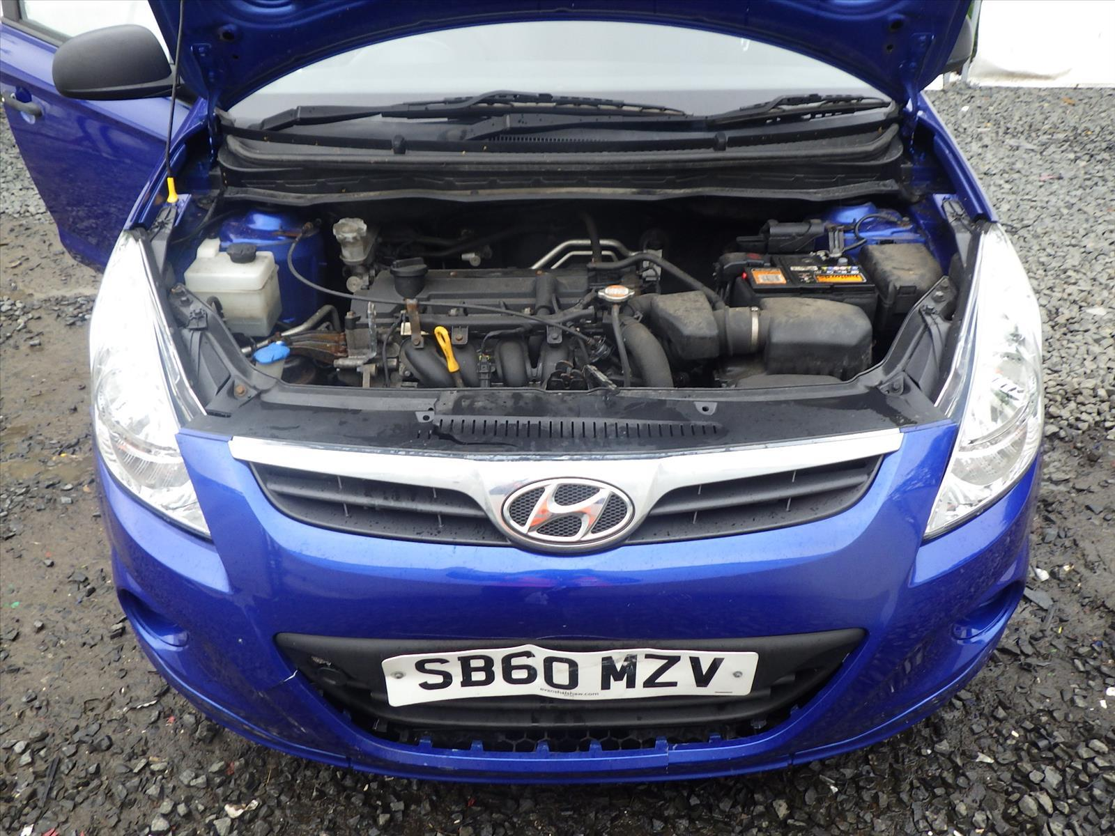 Hyundai i20 2009 To 2012 Engine (Petrol / Manual) for sale