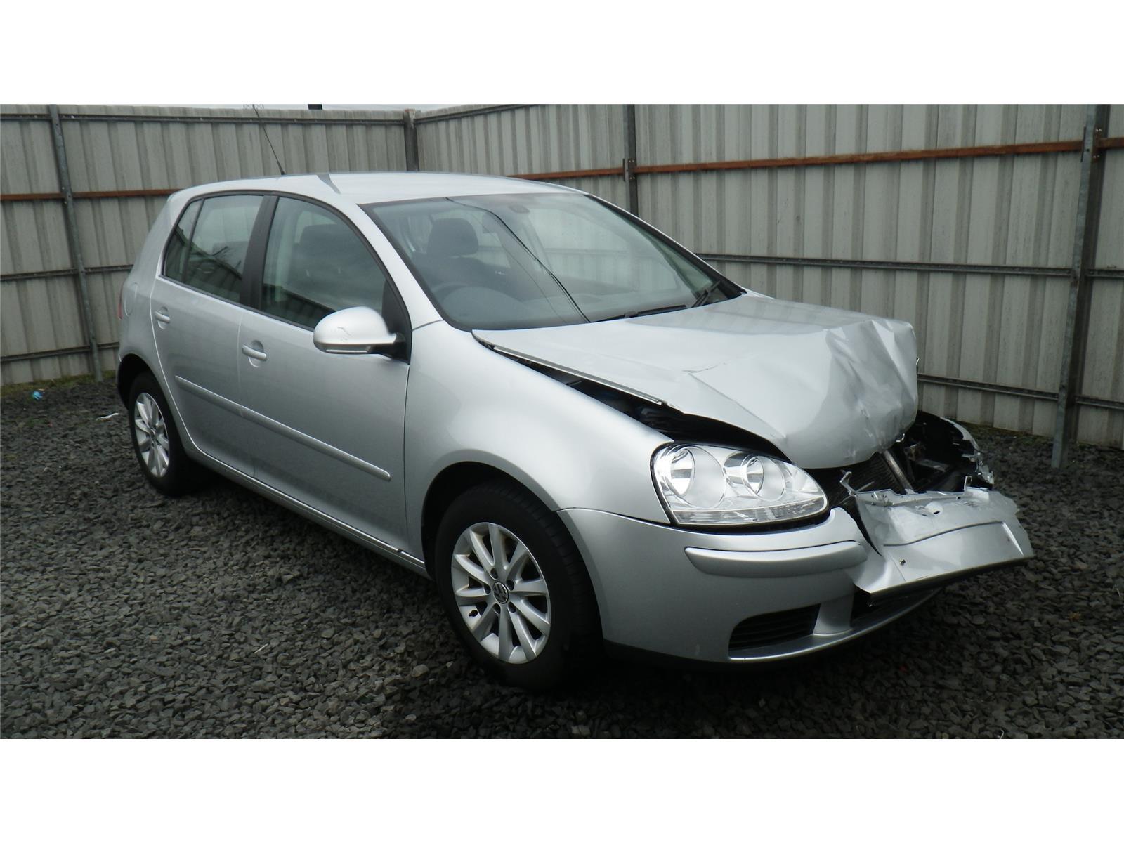 2008 Volkswagen Golf (mk5) 2003 To 2009 5 Door Hatchback