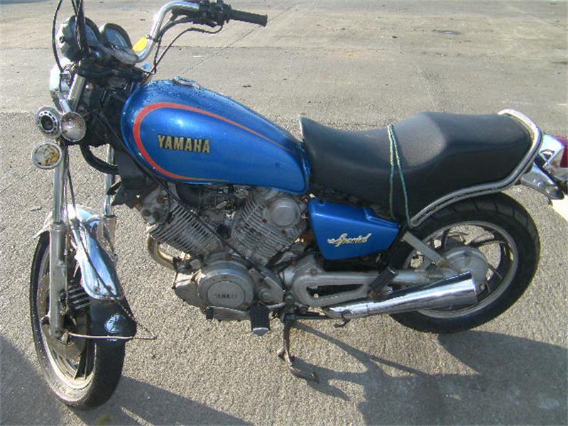 1982 Yamaha XV 750 Road Petrol Manual Breaking For Used And