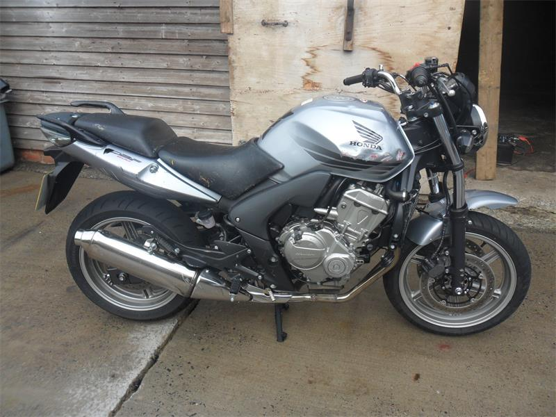 2008 Honda Cbf 600 Petrol Manual Breaking For Used And Spare