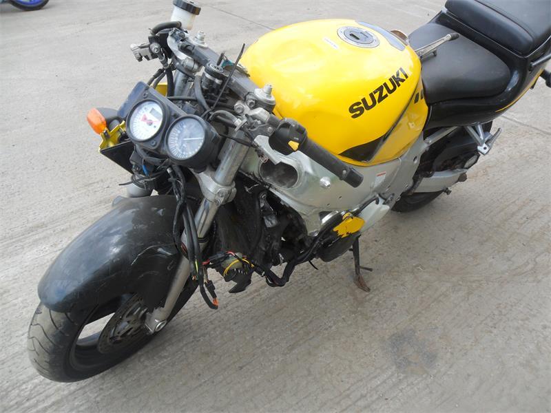 Suzuki Motorcycle Parts Breakers