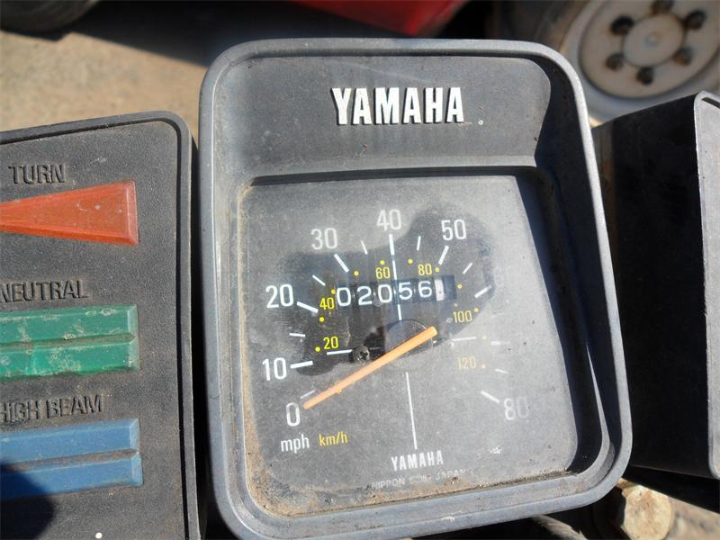 yamaha yb 100 deluxe road petrol manual breaking for used and rh scbmotorcycles com Yamaha YB 100 Section Plate Yamaha YBR 125