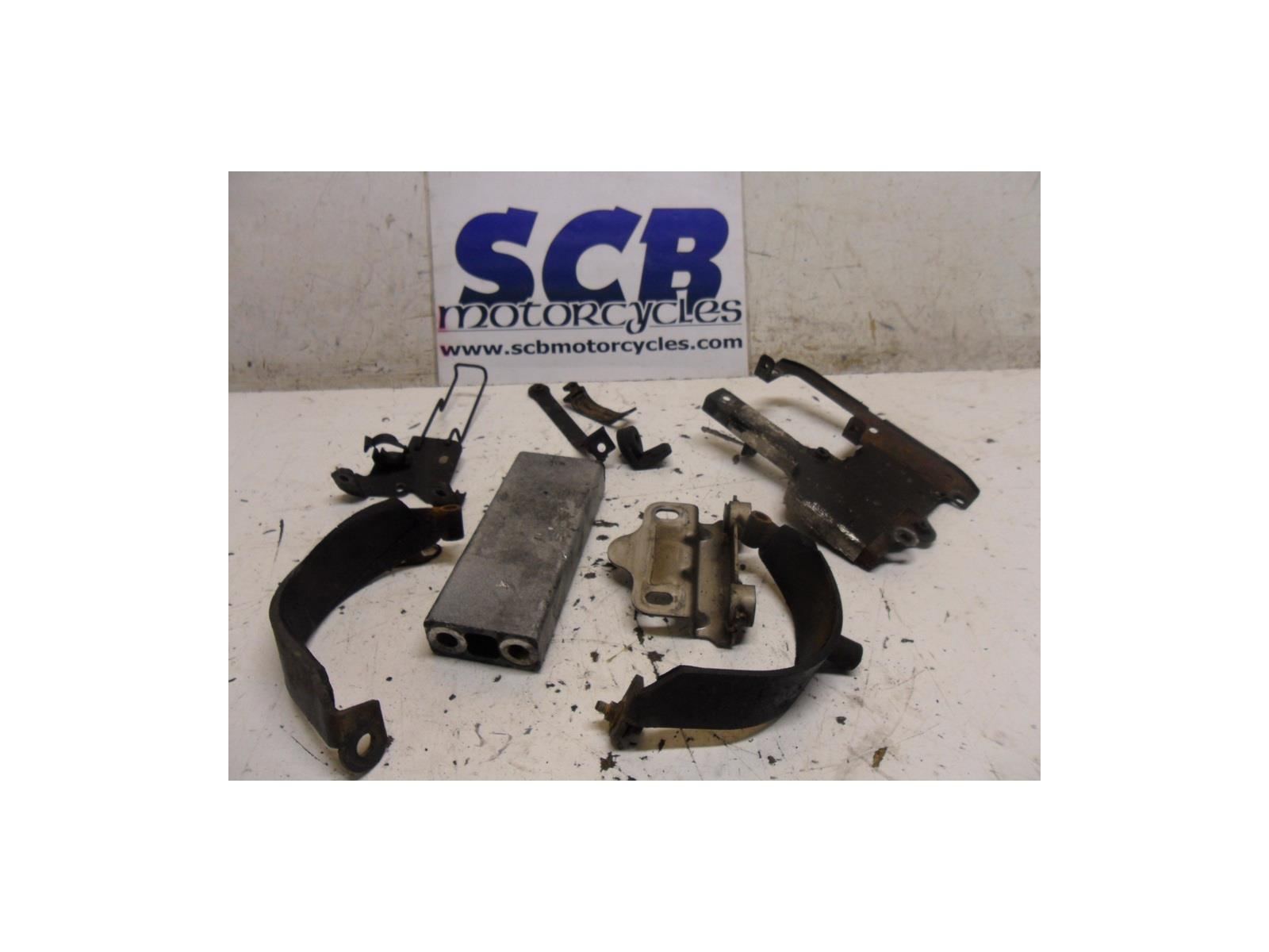2004 Yamaha fz 6 s Assorted Brackets for sale from SCB