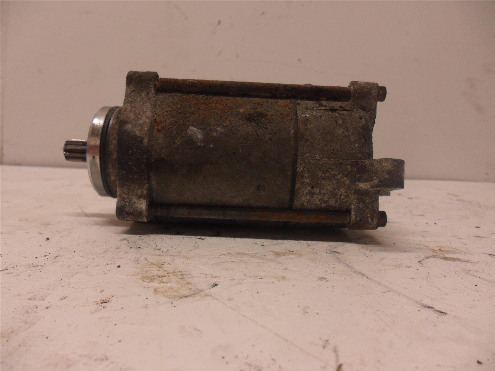 1996 Honda Vfr 750 Rc36 Starter Motor For Sale From Scb Motorcycles Motorcycle On