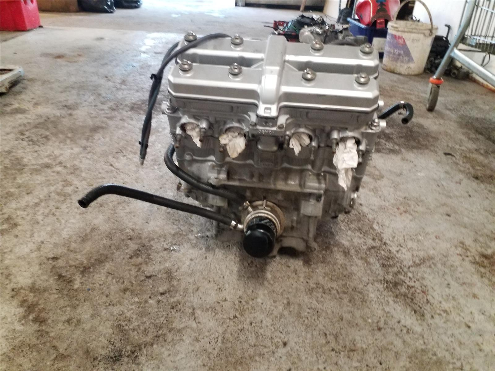 2001 Yamaha YZF 1000 R THUNDER ACE Engine