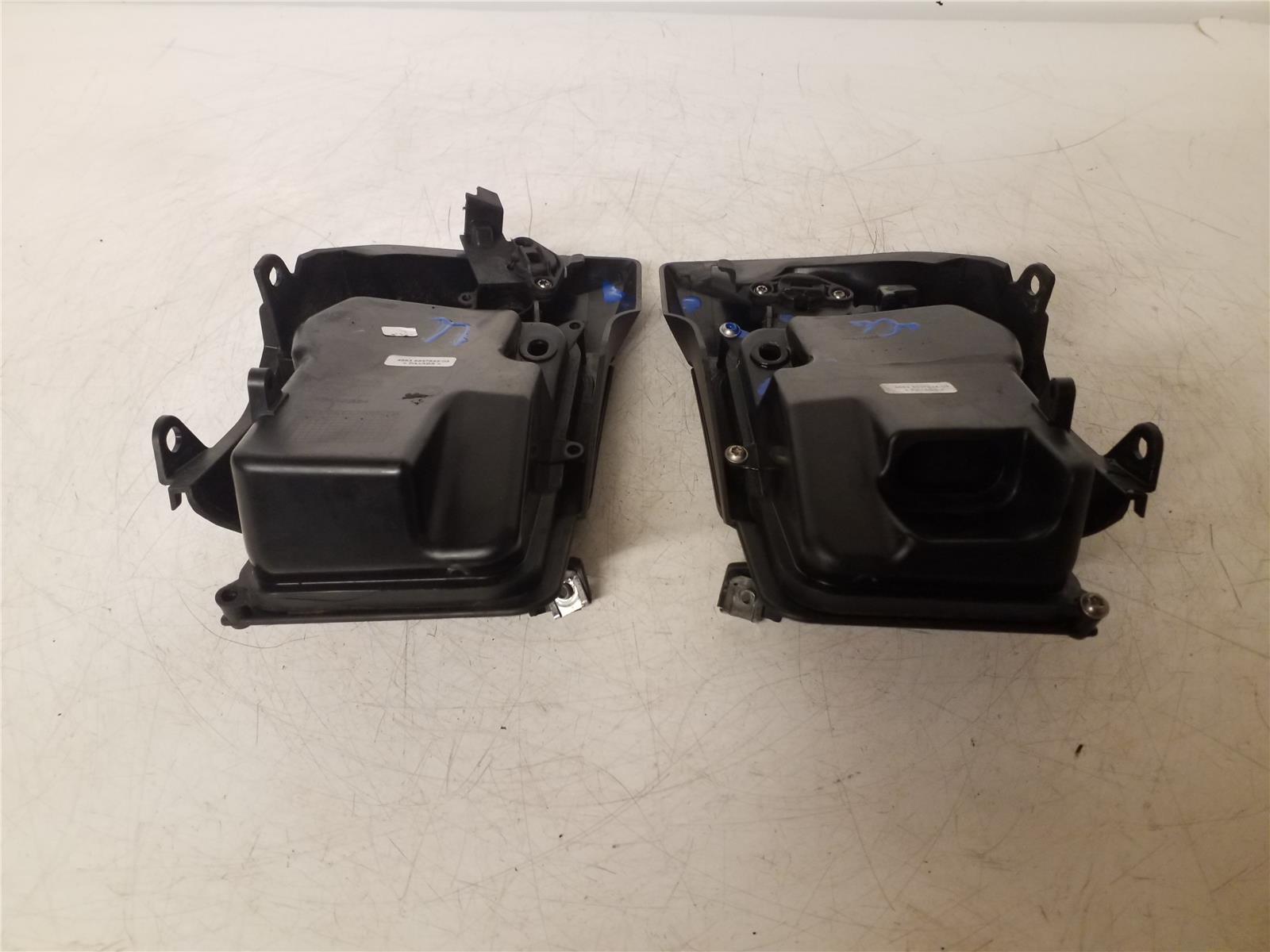 2014 BMW R 1200 RT Glove Boxes L & R