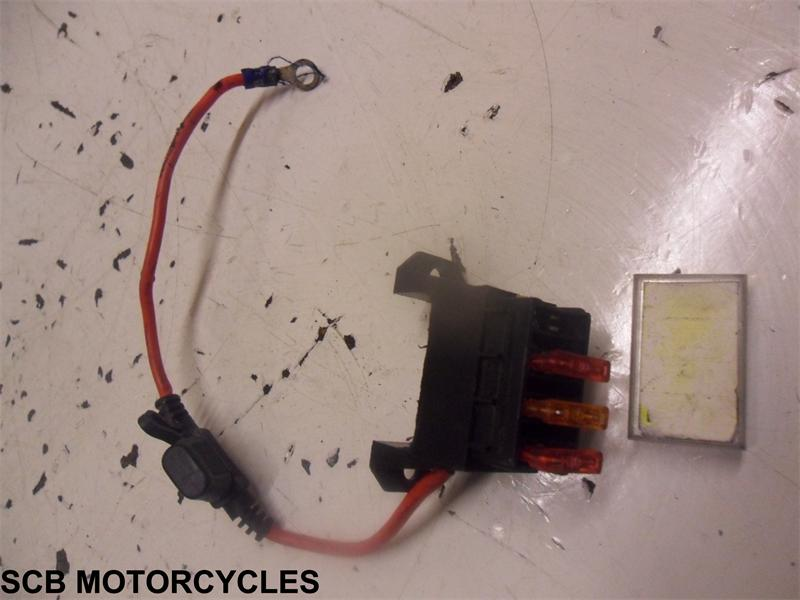2011 honda vfr 1200 f a road (petrol manual) breaking for used honda accord fuse  box location honda motorcycle fuse box