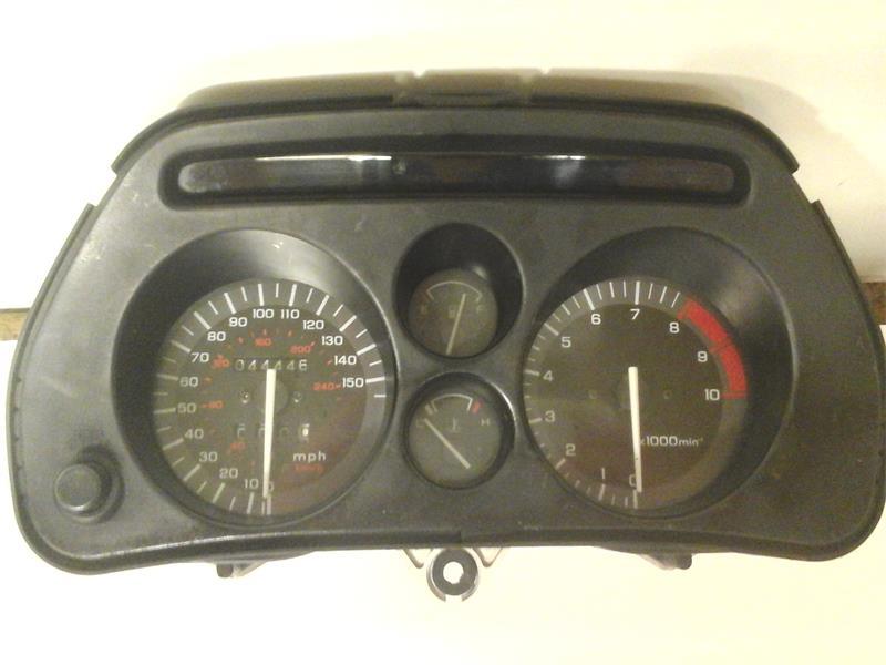 2001 Honda ST1100 Pan European Clocks