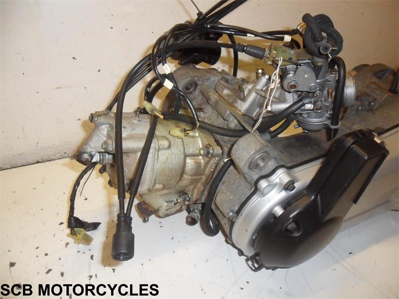 двигатель honda pantheon