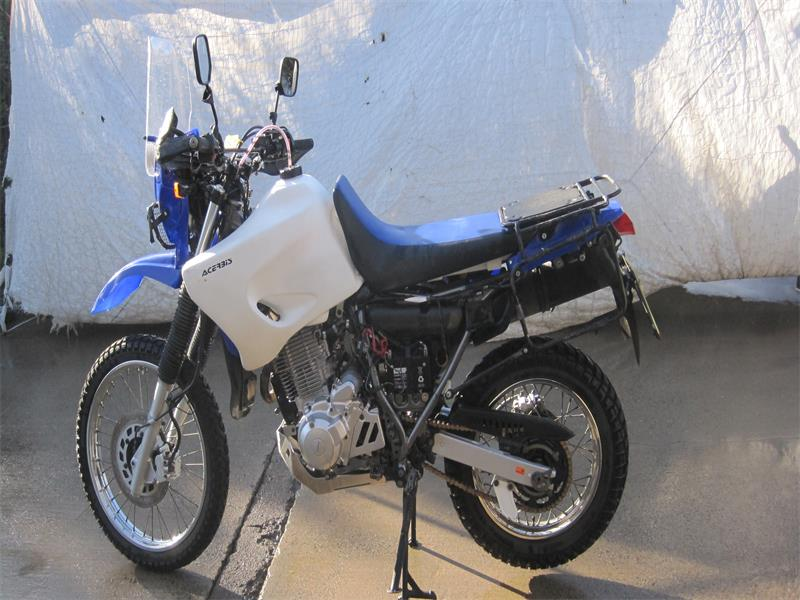Yamaha XT 600e ROAD/ADVENTURE