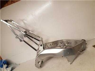 2001 Yamaha YZF 1000 R THUNDER ACE Frame (SPARES ONLY) NO ID