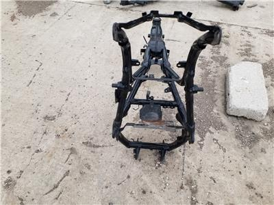 1996 Yamaha 1100 Frame (SPARES ONLY) NO ID