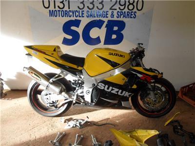 Suzuki GSXR 600 MOTORCYCLE