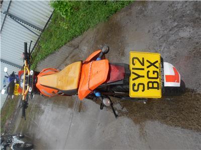 Pulse Adrenaline XF 125 GY-2B Road