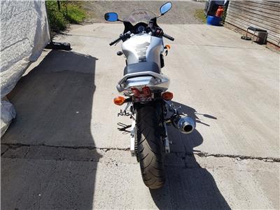 Suzuki SV MOTORCYCLE