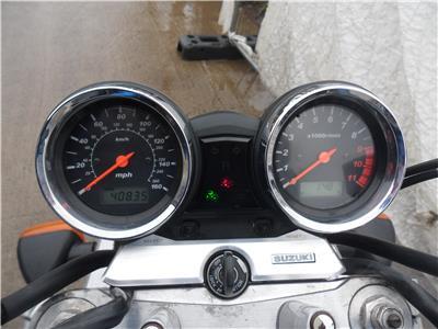 Suzuki GSX 1400 MOTORCYCLE