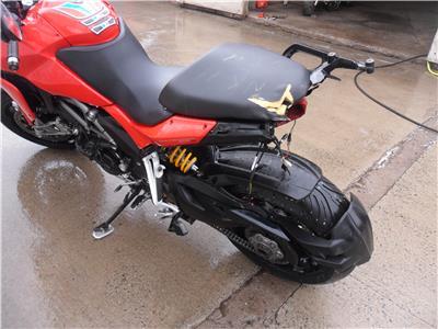 Ducati MULTISTRADA MOTORCYCLE