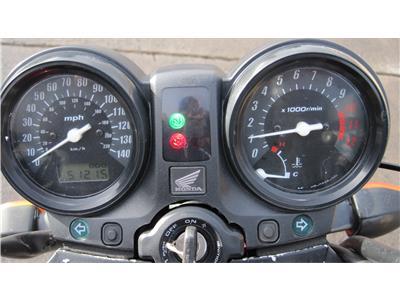 Honda CBF MOTORCYCLE