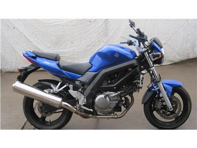 Suzuki SV 650 MOTORCYCLE