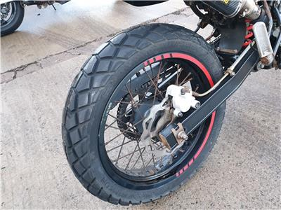 Lexmoto ADRENALINE 125 MOTORCYCLE
