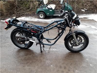 Yamaha XJ MOTORCYCLE