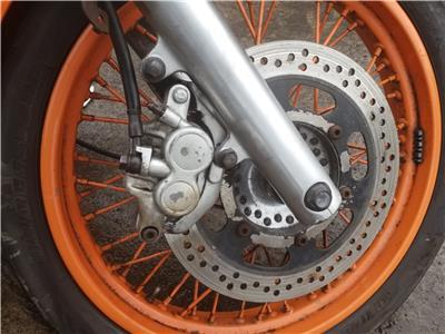 Yamaha XVS 650 DRAGSTAR MOTORCYCLE