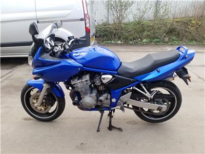 Suzuki GSF 600 S Bandit MOTORCYCLE