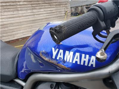 Yamaha FZS MOTORCYCLE