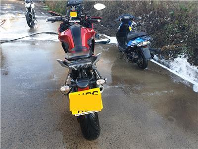 Yamaha TRACER MOTORCYCLE