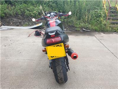 Kawasaki ZXR MOTORCYCLE