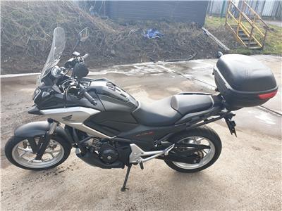Honda NC MOTORCYCLE