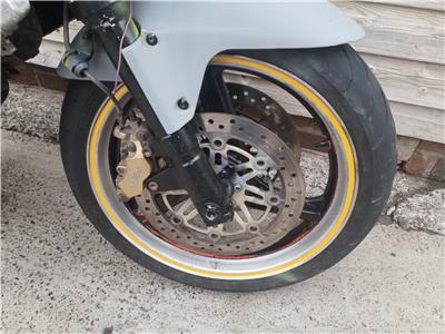 Honda VTR MOTORCYCLE