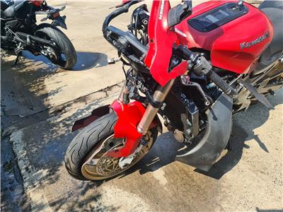 Kawasaki ZX MOTORCYCLE