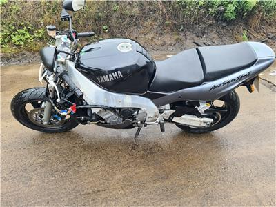Yamaha YFZ MOTORCYCLE
