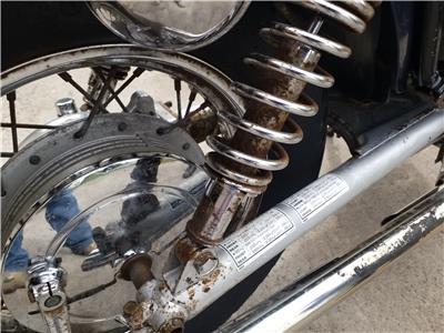 Yamaha XV MOTORCYCLE