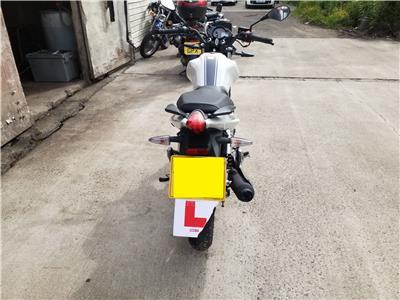 Keeway RKS MOTORCYCLE