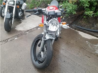 ROYAL ENFIELD CONTINENTAL MOTORCYCLE