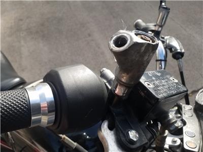 Yamaha YBR MOTORCYCLE