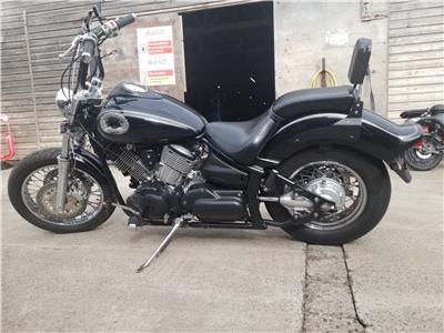 Yamaha XVS MOTORCYCLE