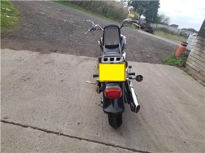 Kawasaki VN MOTORCYCLE