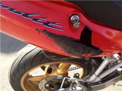 Suzuki GSF MOTORCYCLE